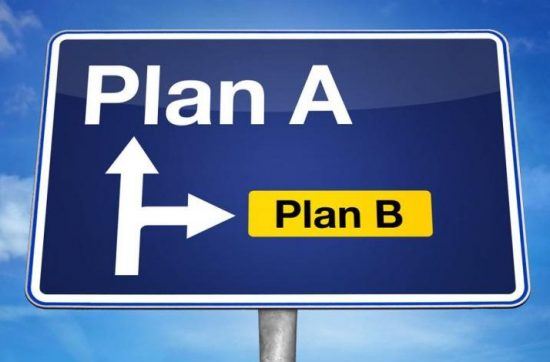 Switching to Plan B doesn't have to complicated
